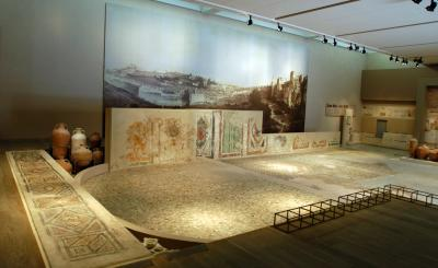 Summer Tuesdays at the Museum of Byzantine Culture  mosaicist and painters in Byzantium