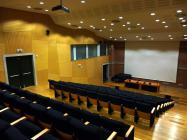 View of the 'Staphanos Dragoumis' auditorium