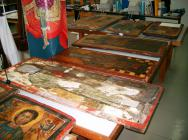 Conservation Workshop of Icons