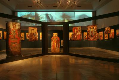 """""""Icons from the Orthodox Communities of Albania. Collection of the National Museum of Medieval Art of Korce"""""""